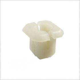 écrous plastique trous carrés