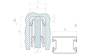 schema agrafes-panneaux-metal-retenues-exterieures Raymond