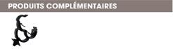 produits alternatifs Adaptateur support tube perpendiculaire