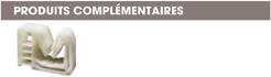 produits complémentaires lanières sur goujons filetés Raymond