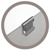 agrafes panneaux metal araymond