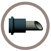 raccords rapides ARaymond interface tubes