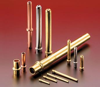 rivets creux cuivre application