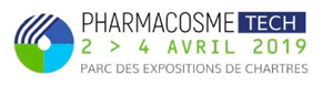 Salon PHARMACOSME TECH Chartres 2019