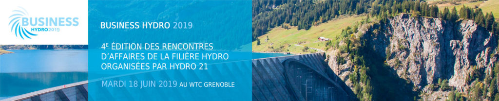 rencontres business hydro 2019