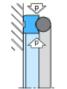 Joint d'étanchéité axiale MANOY® 270