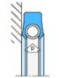 Joint d'étanchéité axiale MANOY® 641