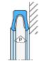 Joint d'étanchéité axiale MANOY® 681