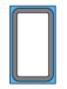 Joint d'étanchéité axiale MANOY® 700