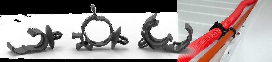 Collier de serrage pour tubes
